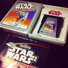 The Empire Strikes Back - Atari game