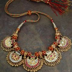 Kundan Diamond Jewellery