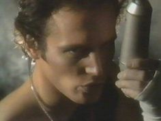 """Adam Ant/ If I ask you difficult questionz, If I make improper sugestionz, How would that be? Very """"boring""""..."""