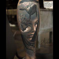 deep ocean tattoo fantasy