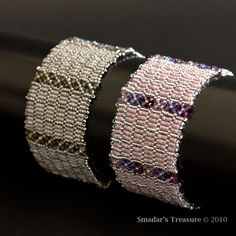 Urban Nights Bracelet project, was published in the Oct/Nov 2010 issue of Beadwork
