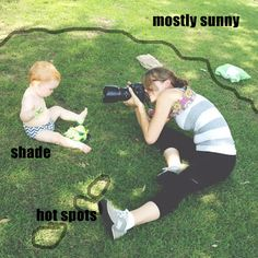 Can You Photograph in Harsh, Mid-day Sun? |