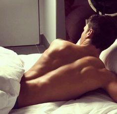 Hot back boy