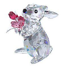 Hoppe Jewelers - SWAR. RABBIT W/ TULIP, $160.0 (http://www.hoppejewelers.com/swar-rabbit-w-tulip/)
