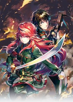 Read Nejimaki Seirei Senki - Tenkyou No Alderamin Manga Online For Free Sky Anime, Manga Anime, Anime Art, Cosplay Anime, Upcoming Anime, 2016 Anime, Animes Online, Yatori, Sky Tv