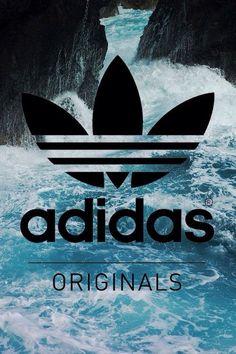 New Fashion Logo Wallpaper Adidas 42 Ideas Adidas Backgrounds, Tumblr Backgrounds, Wallpaper World, Nike Wallpaper, Iphone Wallpaper, Adidas Originals, The Originals, Image Tumblr, Outlet Adidas