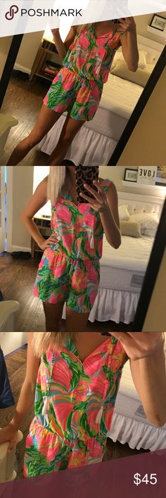 Lilly Pulitzer romper Lilly Pulitzer romper Lilly Pulitzer Other