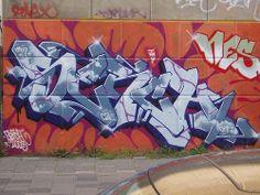 Graffiti Writing, Graffiti Artwork, Graffiti Alphabet, Graffiti Lettering, Graffiti Artists, 3d Street Art, Street Art Graffiti, Sculpture Art, Metal Sculptures