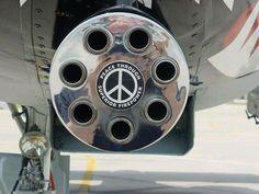 Peace through air power
