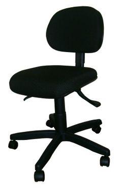 Cadeira Secretária Giratória Back System 1776BS - braços opcionais