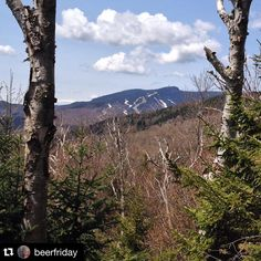 Peak a View #repost @beerfriday #stowelocal