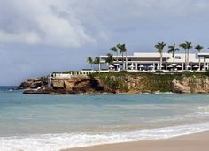 One of the most beautiful places I've ever been too! This is the Viceroy in Anguilla.
