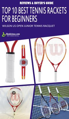 Best Tennis Rackets for Beginners Ultimate List (March) Best Tennis Racquet, Head Tennis, Muscle Power, Great Power, Buyers Guide, Rackets, How To Stay Healthy, Female, Top