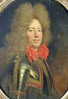 Count Big Wig! Pierre de Montesquiou 1645-1725 Count of Artagnan, by Nicolas de Largilliere