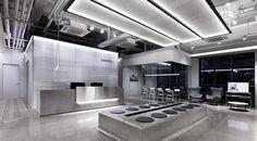 OASIS veterinary surgical center by Betwin Space Design, Suwon-si – South Korea Retail Interior, Cafe Interior, Best Interior, Interior Design, Best Office, Clinic Design, Healthcare Design, Waiting Area, Design Furniture