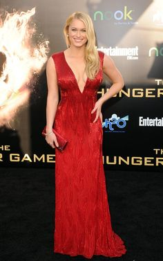 Leven Rambin in Chagoury Couture