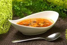 Die Pekingsuppe ist eine kohlenhydratarme Variante. Der Zucker wurde ersetzt. Mit dem Rezept wisst ihr was in der Suppe ist.