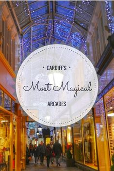 The best arcades in Cardiff, Wales