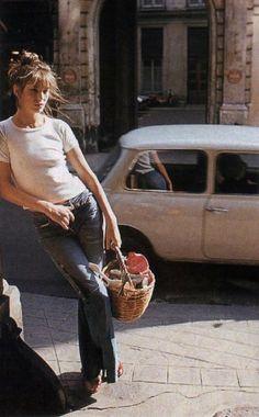 Jane Birkin.....