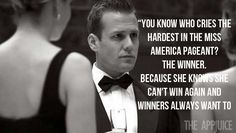 Learn From the Best: 15 things Harvey Specter from Suits can teach Young Entrepreneurs … Harvey Specter Suits, Suits Harvey, Suits Tv Series, Suits Tv Shows, Badass Quotes, Best Quotes, Harvey Spectre Zitate, Quotes To Live By, Life Quotes