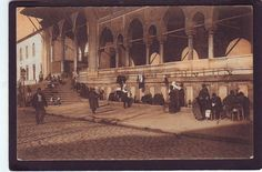 1914 1918 yılları arası  Yeni Valide Camii