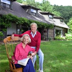 Ruth Bell and Billy Graham:  Their lives and marriage are inspiring
