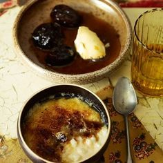 Discover our rice pudding recipe by Diana Henry on HOUSE by House & Garden. The glaze looks and tastes delicious. Get good prunes, preferably Agen.