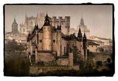 Spain - Alcazar de Segovia, Segovia