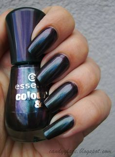 Candy Glaze: NEW! Essence - Chic Reloaded