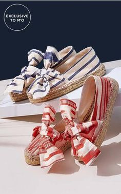 When it comes to espadrilles, you should aim for the real deal. Enter this little known Spanish label (available online only at Moda) applying techniques that date back decades to fashion-forward silhouettes and delivering as early as July—your all occasion summer shoe has arrived.