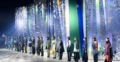 À Paris, le défilé Kenzo automne-hiver 2015/2016 nous donne des envies d'évasion. En conciliant attitude sportswear et esprit nomade, Humberto Leon et Carol Lim préparent leurs mannequins pour l'aventure