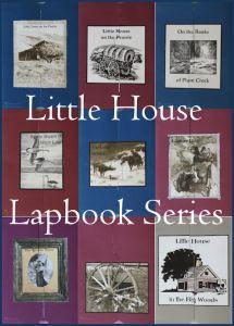FREE Little House on the Prairie Lapbooks!