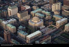 NYC. Columbia University. Morningside Heights. // Taringa!