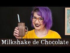MILKSHAKE 3 CHOCOLATES | Fotografando à Mesa - YouTube