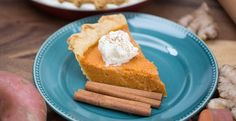 Sweet Potato Pie by Blendtec