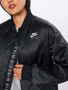 Nike Sportswear Jacke 'W NSW AIR SYN FILL JKT SATN' Damen ...