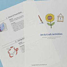 It's a breeze to schedule art activities with this easy-to-use resource. Enhance your curriculum with 90 options for art and craft sessions that inspire creativity and fine motor play in prek and kindergarten. Preschool Curriculum, Kindergarten, Homeschool, Preschool Arts And Crafts, Hole Punch, Art Activities, Early Learning, Lesson Plans, Teaching Resources