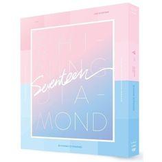 SEVENTEEN / (DVD・2disc) 2016 LIKE SEVENTEEN - SHINING DIAMOND CONCERT DVD [ SEVENTEEN ] :韓国音楽専門ソウルライフレコード