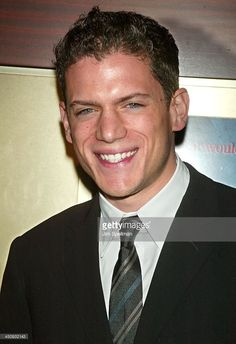 Wentworth Miller during The Human Stain New York Private Screening at MGM Screening Room in New York City, New York, United States.