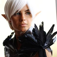 Fenris, Dragon Age II - A Beautiful Mess by *sweetnsoursam on deviantART