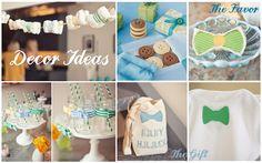 Linen, Lace, & Love: Baby Shower Ideas
