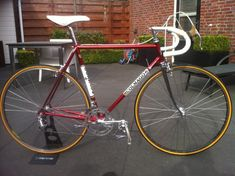 Colnago Super with Campagnolo Nuovo Record from one of our readers. Click image for more pics and specs.