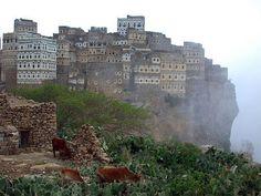 Yemen's Haraz Mountains