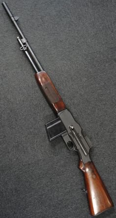 BAR M1918 Browning automatic rifle (early type, # 260 367)