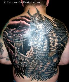Japanese Samurai Tattoos Designs - Japanese Tattoos - Zimbio