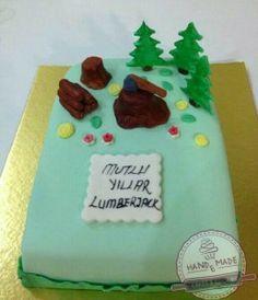 lumberjack/lumberjack cake/ormancı/ormancı pasta