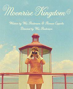 Moonrise Kingdom es una comedia dramática de 2012 dirigida por Wes Anderson,