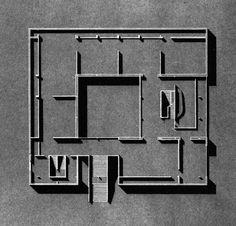 archiveofaffinities:  Junzo Sakakura, Museum of Modern Art, Kamakura, Japan, 1951