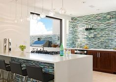 Tiled Kitchens | The Perfect Bath