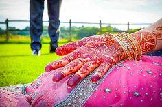 Asian Wedding Mendhi Photography